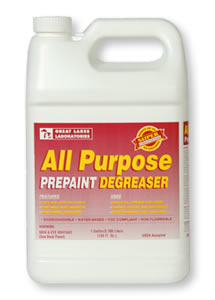 all purpose prepaint degreaser2 Our Products