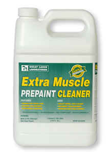 extra muscle prepaint cleaner1 Our Products