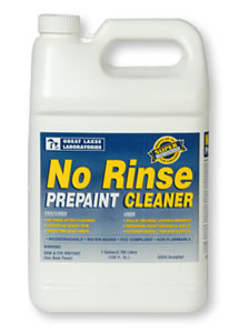 no rinse prepaint cleaner1 Our Products